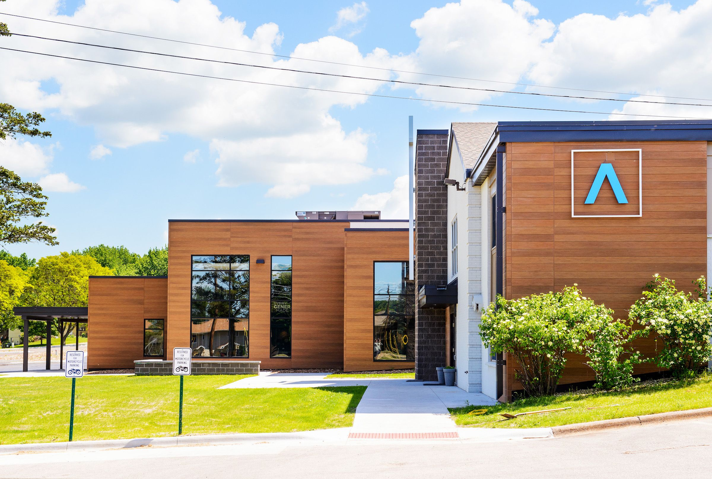 Benike Construction Fitness Center Design Stunning Exterior Of The Dan Abraham Healthy Commercial Design Exterior Fitness Center Design Commercial Design