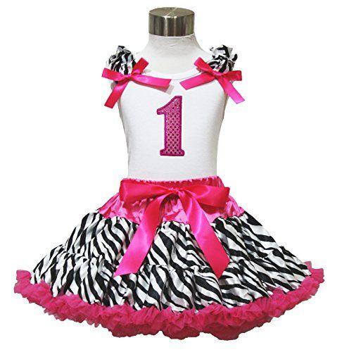 Petitebella Shoulder Roses White Shirt Ribbon Light Blue Pink Skirt 1-8y