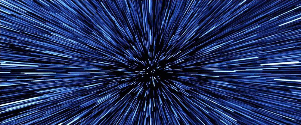 H Y P E R S P A C E Star Wars Star Wars Quotes Star Wars Wallpaper