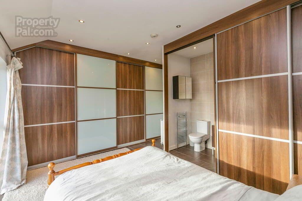 hidden ensuite | Bathroom flooring, Tile bathroom ...
