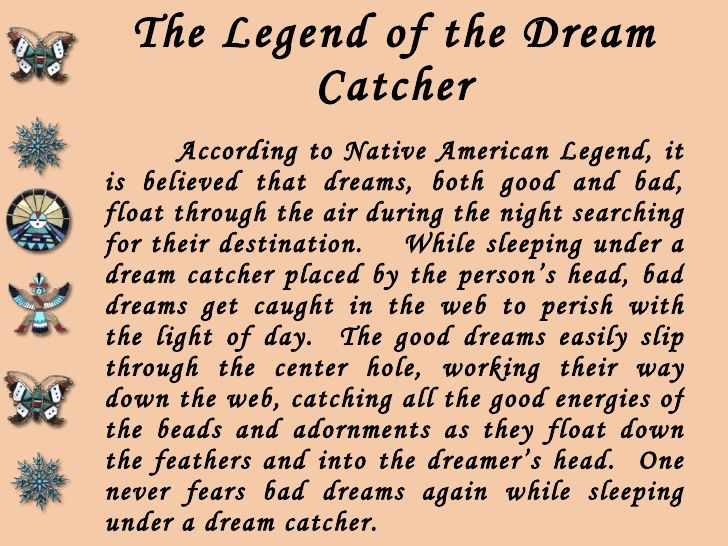 photo regarding Legend of the Dreamcatcher Printable named Pin upon Aspiration Catchers