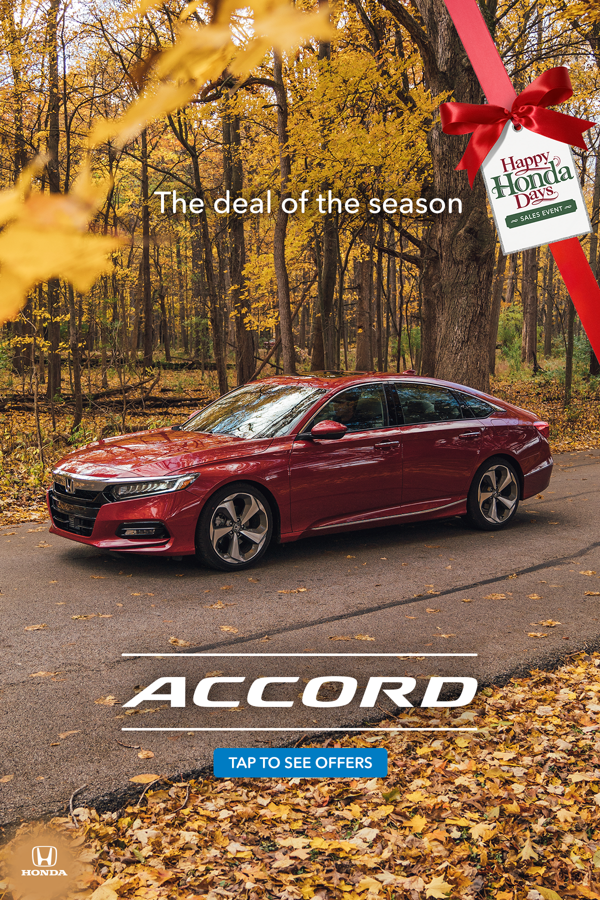 This Holiday Season Give Your Loved Ones Another Reason To Smile With A Great Deal On The Accord Super Sport Cars Chevy Express Car Lease