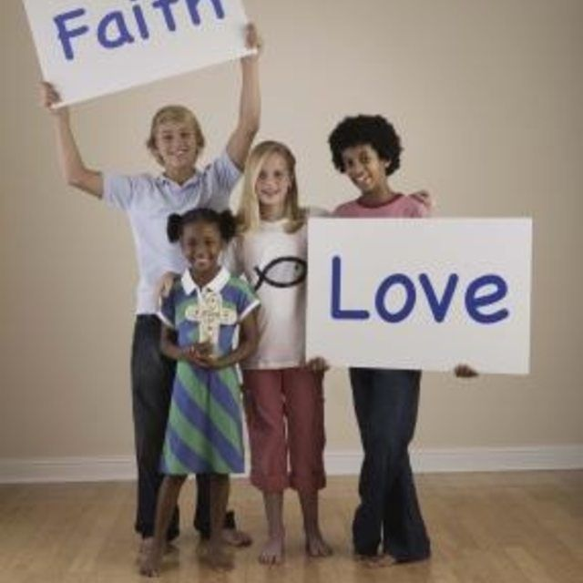 Christians can practice the fruit of the Spirit through simple crafts and activities.