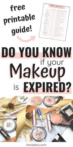 how do you know if makeup is expired a guide to makeup