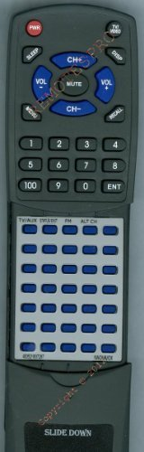 Magnavox Replacement Remote Control For 483521837287 N0308ud Pr0930x Pr0930x1 By Redi Remote 31 95 This Is A Remote Remote Control Samsung Remote Control
