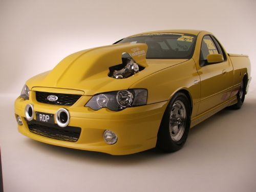 Twin Turbo V8 Falcon Xr8 Ute By Rdp Motorsport Twin Turbo