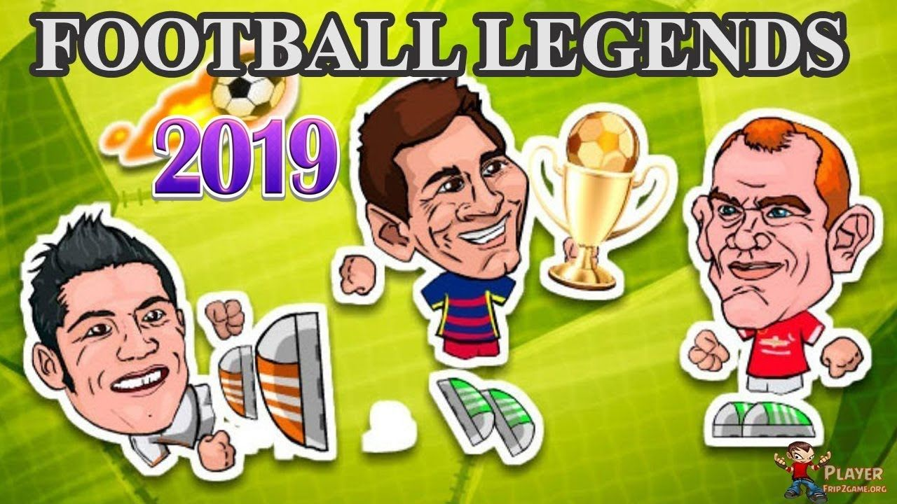 Football Legends 2019 By Y8 Walkthrough Gameplay Football First Football Soccer Skills