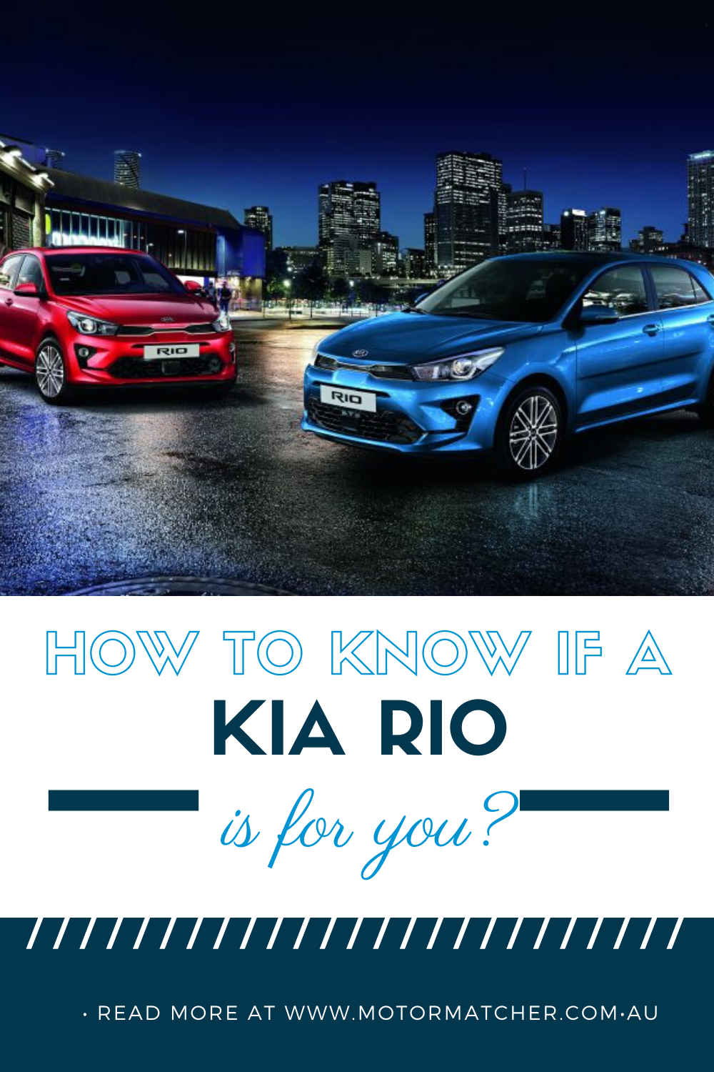 Is Kia Rio a good car purchase? Find out! in 2020 Sell