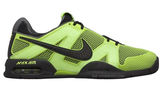 super promocje najlepszy wybór jak kupić Nike Air Max Courtballistec 2.3 - Hot Lime + White - Lime ...