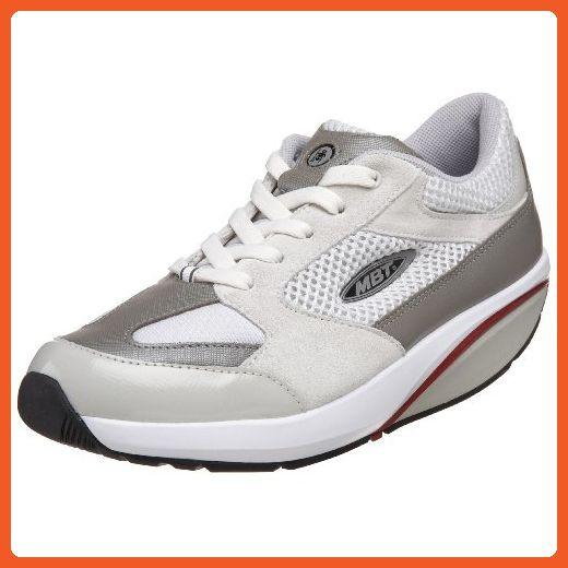 MBT Women's Moja Shoe,White,39 2/3 M EU/ 9 B