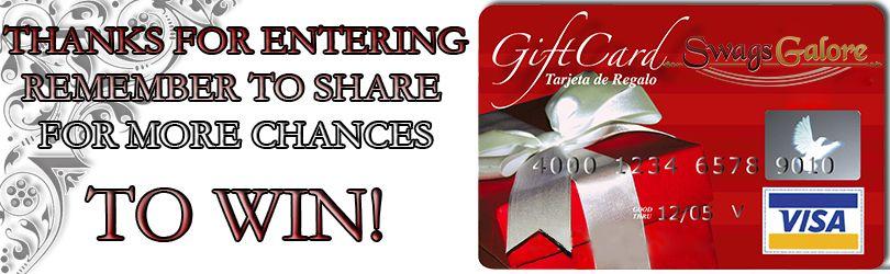 Win a 150 visa gift card here