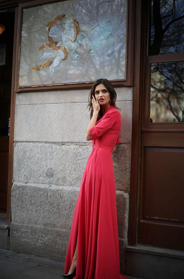 f79905f2c4 Dolores Promesas Heaven Dress Sara Carbonero Vestidos