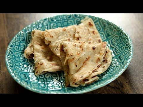 how to make laccha paratha paratha recipes the bombay chef varun inamdar youtube on hebbar s kitchen recipes laccha paratha id=65646