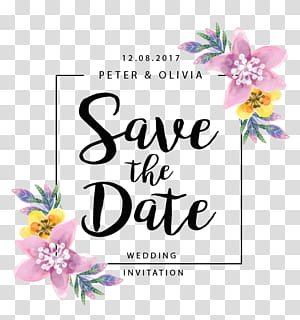 Wedding Save The Date Flowers Border Save The Date Advertisement Transparent Background Png Clipart Wedding Saving Wedding Save The Dates Clip Art