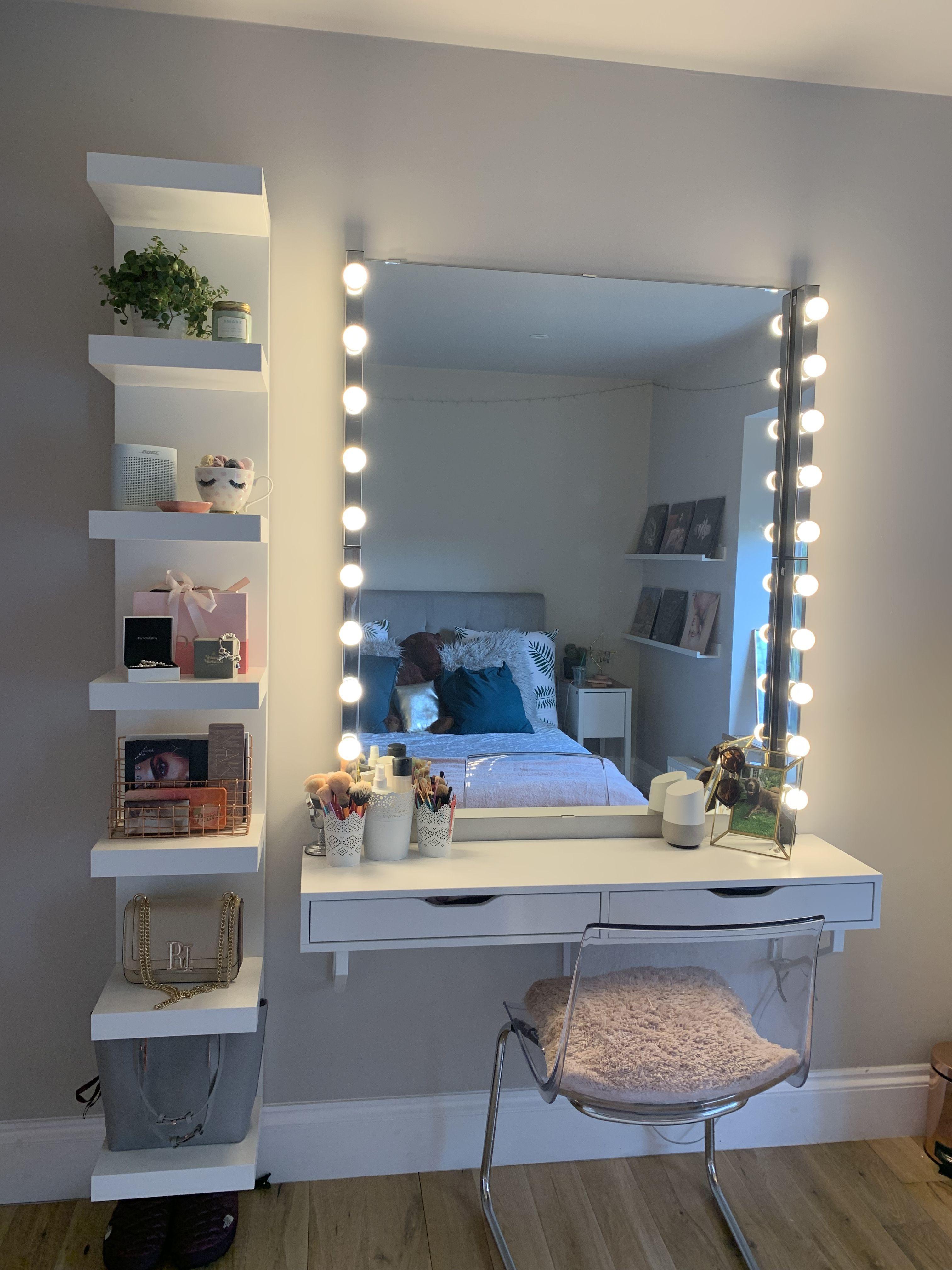 IKEA bedroom teenage girl farmhousebedroom Room design