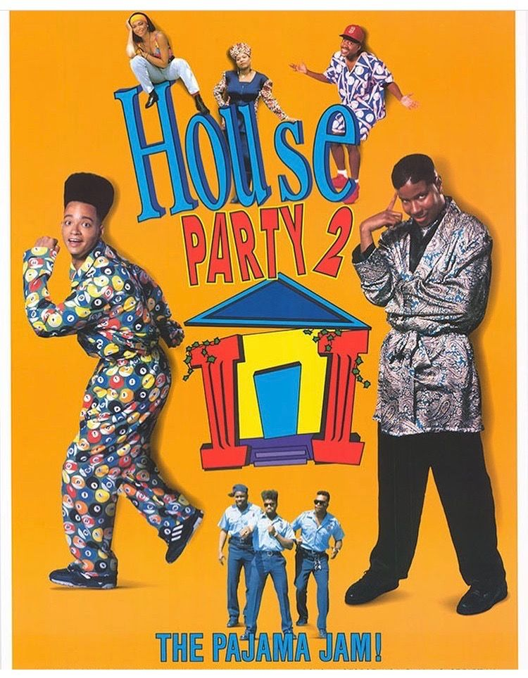 Kid N Play In House Party 2 Movies Tv Movies Movie Tv Kid N Play