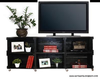 Caixotes de feira reciclados  Dicas para reciclar caixote de madeira, ideias para decorar sua casa deixando com ar despojado e rústico. Gast...