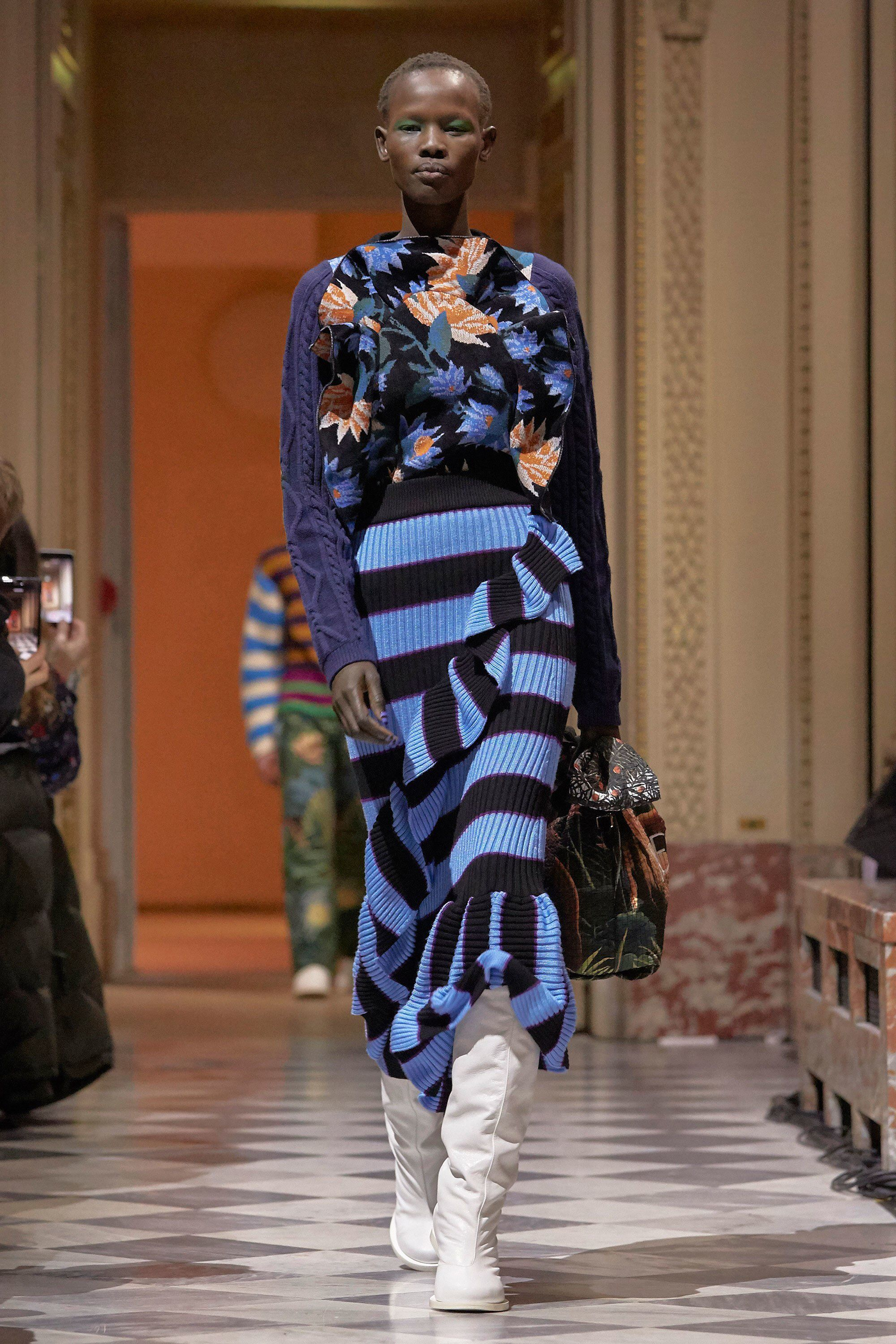 Kenzo La Collection Memento Fall 2018 Ready-to-Wear Fashion Show Collection e7ccdbecdb2