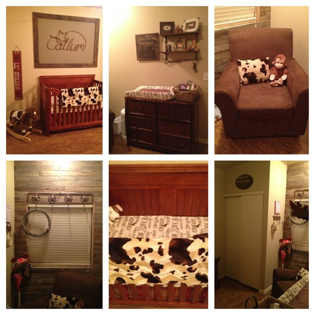 Cowboy Nursery Design Ideas | Decorative Bedroom
