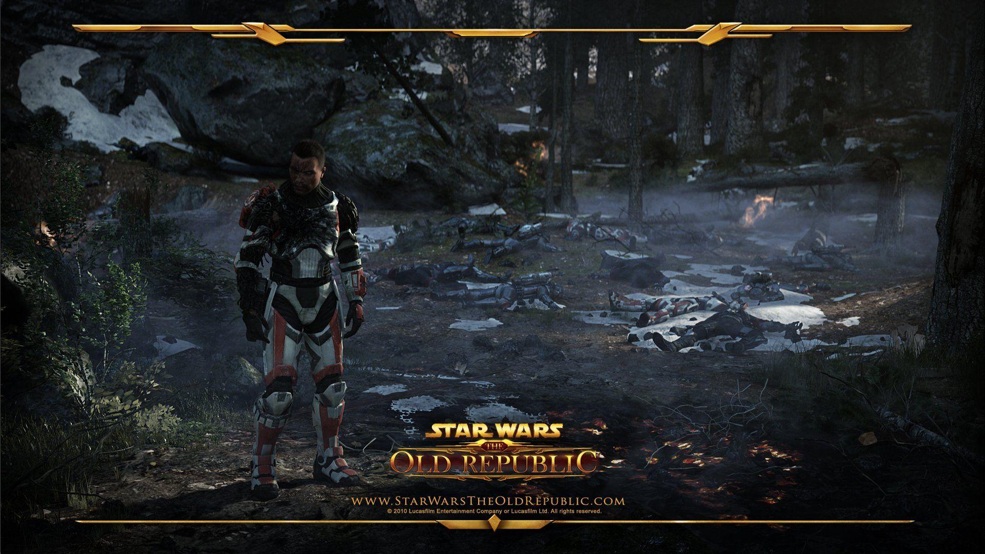Star Wars The Old Republic Wallpaper Walldevil Best Free Hd