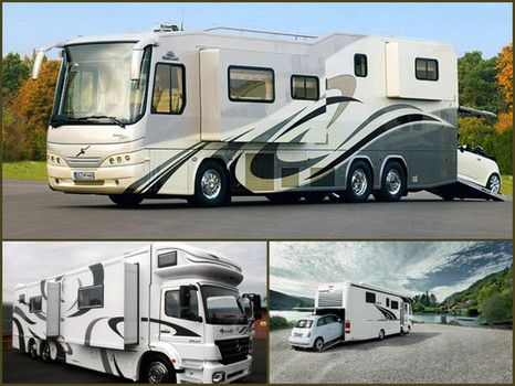 Cher is back on the charts with woman s world toy for Class a rv with car garage