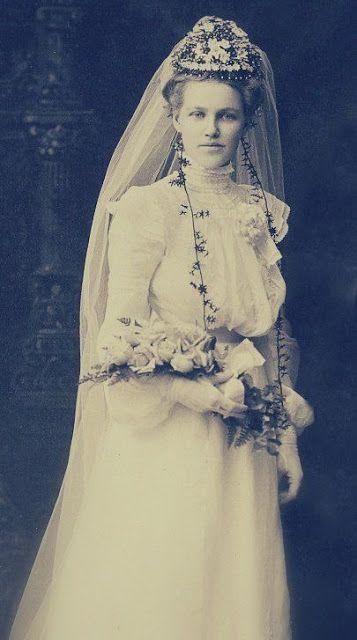 vintage everyday: Victorian Wedding Fashion – 27 Stunning Photos of ...