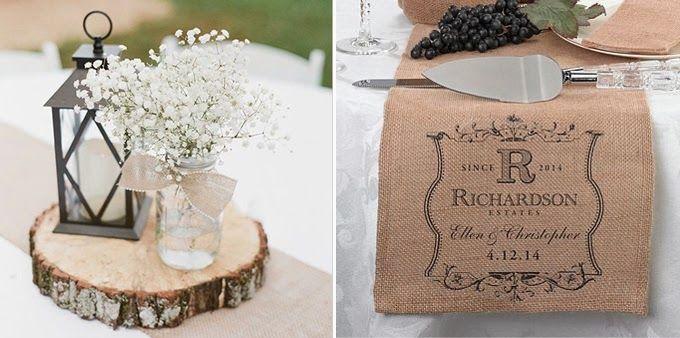 Burlap Wedding Decorations And Ideas Burlap Wedding Decorations