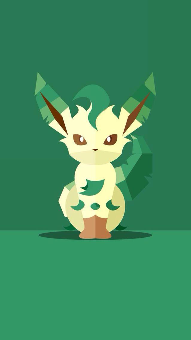 Pokemon Poster Eeveelution Minimalist iphone case