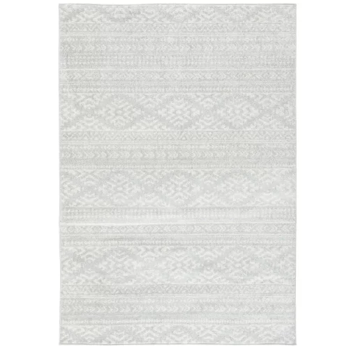 Cobos Geometric Ivory Rug In 2020 Eclectic Area Rug Chic Area Rug Ivory Rug