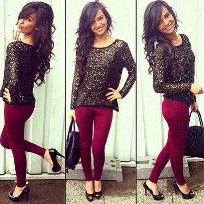 Let\'s go out // Holiday Fashion, Work Christmas Party Outfits, - Let\'s Go Out // Hair!!! Pinterest Christmas Party Outfits