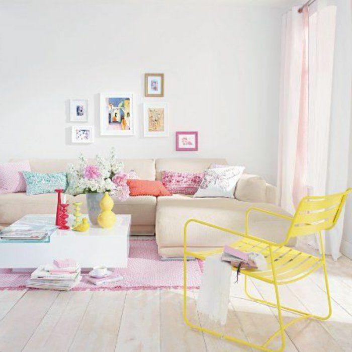Kleines Wohnzimmer einrichten - eine große Herausforderung - kleines wohnzimmer ideen