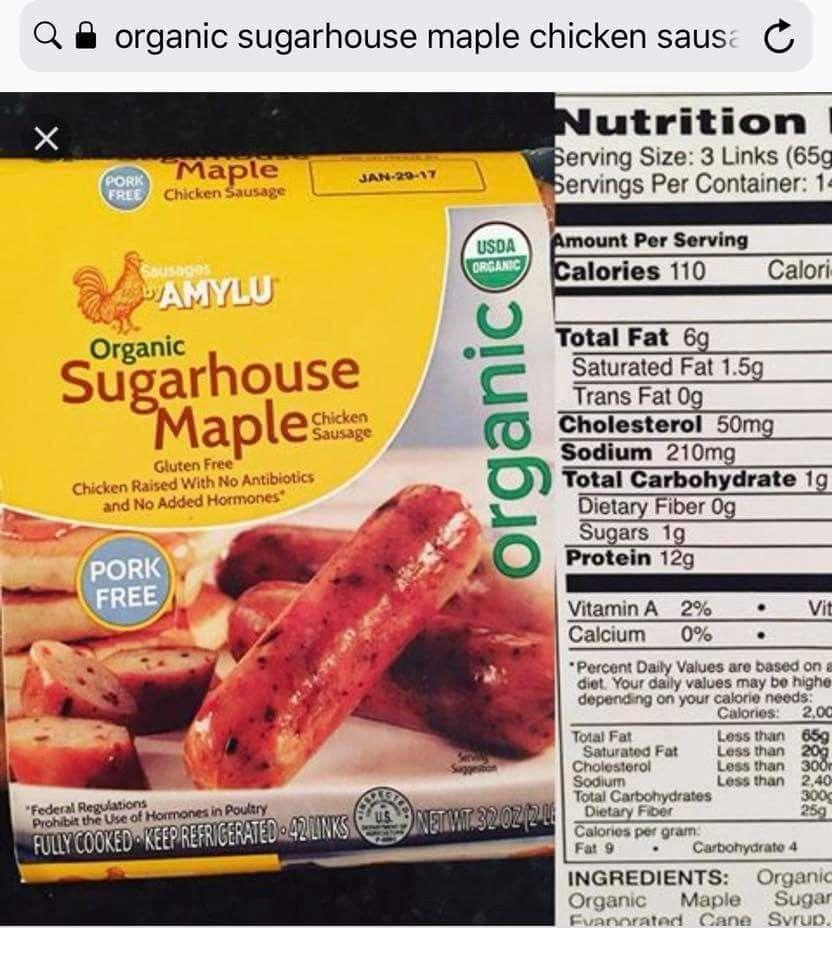 Costco No Wheat Keto Recipes Recipes Maple Chicken