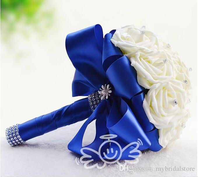 Cheap Wedding Flowers Sydney: 2015 New Bridal Artficial Wedding Bouquets Decoration