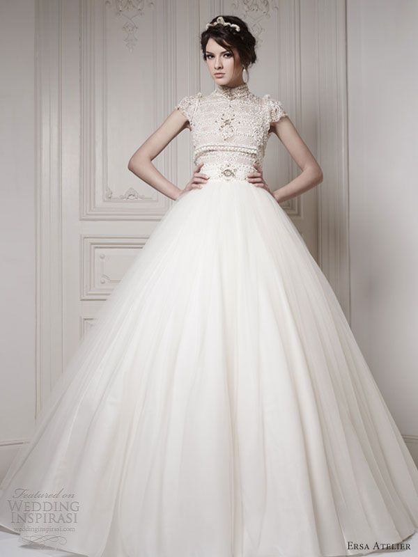 Ersa Atelier Wedding Dresses 2013 Make Way For The Queen Bridal Collection