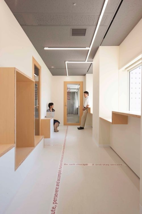 FCEグループ 新宿NSビルイノベーションフロアデザイン