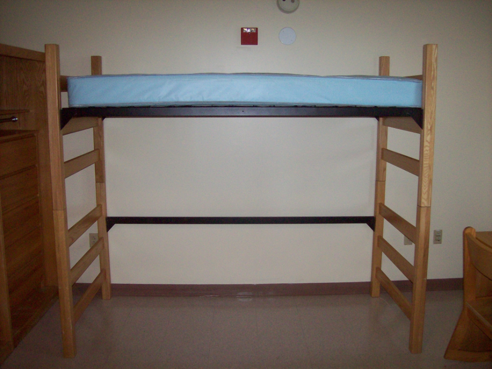 Related Links Siena College Loft bed frame, Lofted