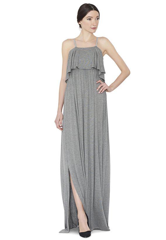 DEBRA OFF SHOULDER MAXI DRESS by Alice + Olivia | Fashion - Women ...