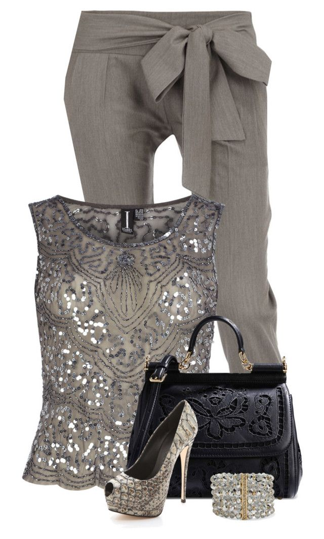 """Untitled #662"" by missyalexandra ❤ liked on Polyvore featuring Dorothy Perkins, Dolce&Gabbana, Giuseppe Zanotti and White House Black Market"