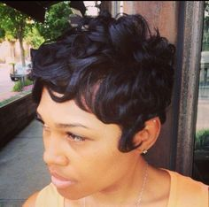 Surprising 1000 Images About Fingerwaves Pin Curls Short Fingerwave Styles Hairstyle Inspiration Daily Dogsangcom