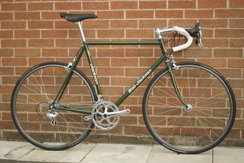 Bob Jackson of Leeds Olympus racing bike (Reynolds 853) --> | bike ...