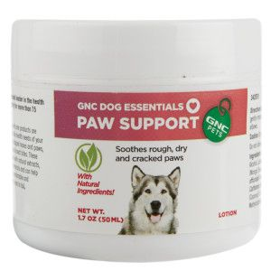Gnc Pets Dog Essentials Paw Support Lotion Petsmart Dog Essentials Pet Dogs Pets