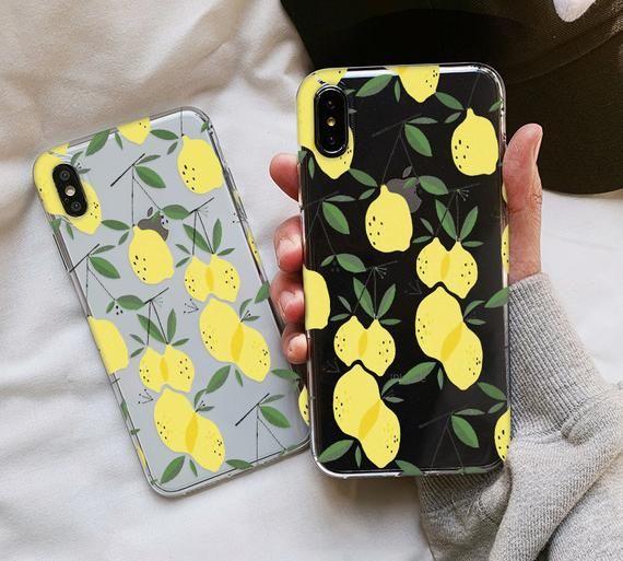 Lemons Google Pixel 4a 3a case OnePlus 7 6T case Pixel 3a XL Google Pixel 2 pixel 2 case pixel 2 cas