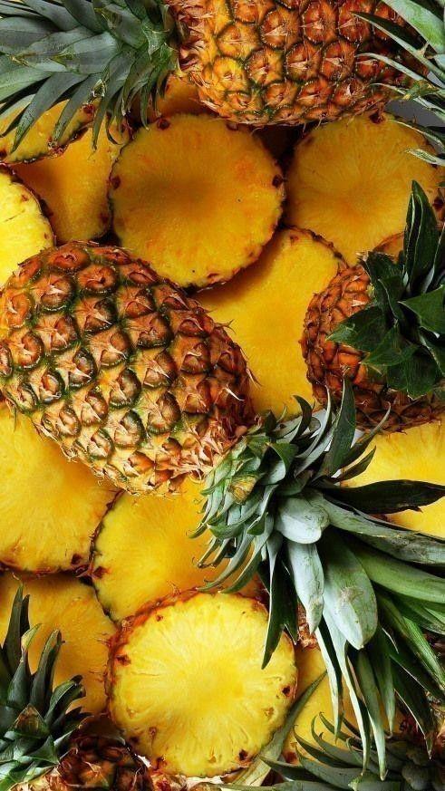 Ананас в 2020 г | Фотография фруктов, Изображения фруктов ...  Фруктовый Сад Обои