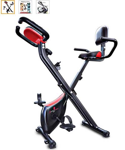 bicicleta estatica runfit hipercor