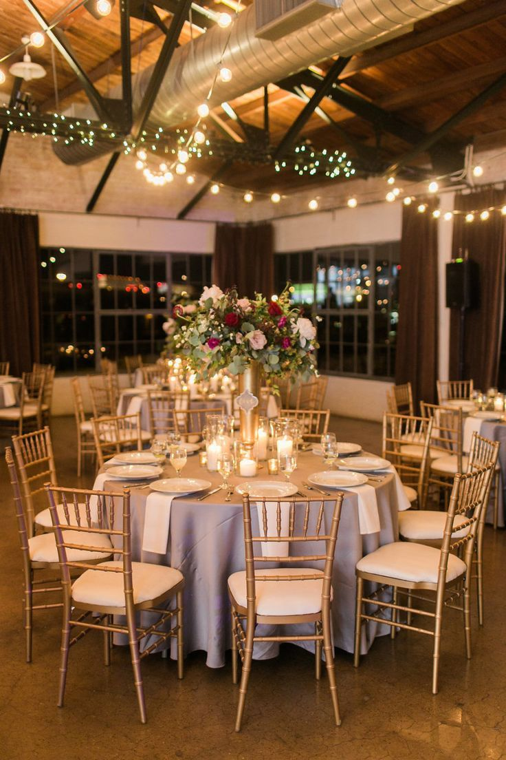 Gorgeous Dallas Warehouse Wedding with Glamorous Details from Charla ...
