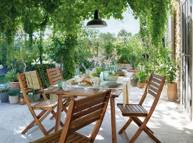 Table de jardin : sélection tendance | Inspiration shopping, par ...