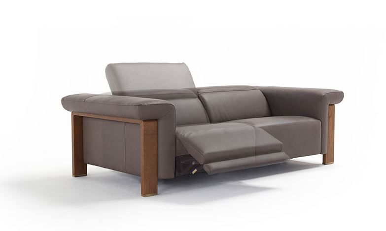 Charline By Ego Italiano With Adjustable Foot Rest And Headrest