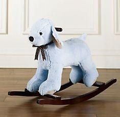 Gifts For Babies Restoration Hardware Baby Plush Dog