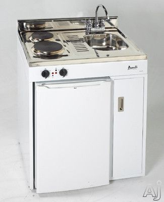 Where Do I Find A Kitchenette(Stove/Sink/Fridge) Combo For Basement