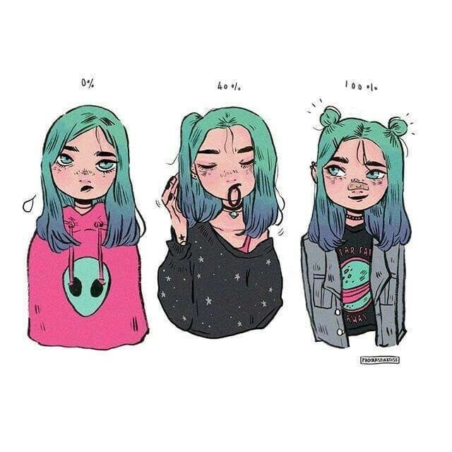 Image about cute in Drawing by paula. on We Heart It